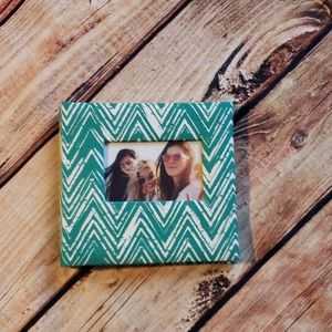 Chevron Print Photo Album